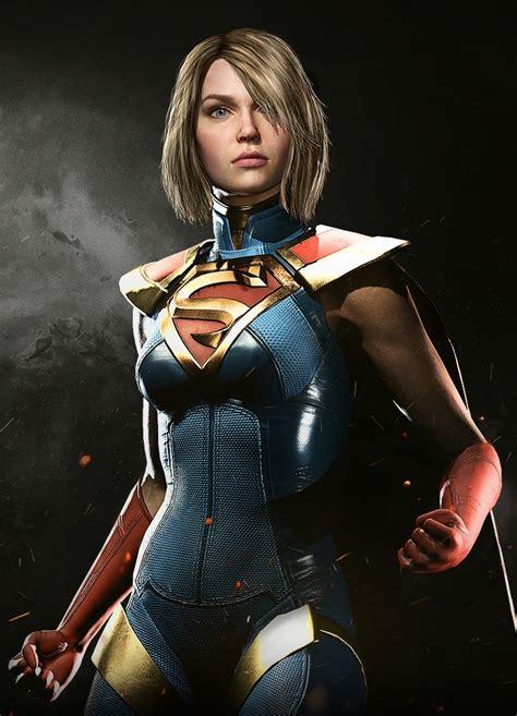 supergirl injusticegods   wiki fandom powered