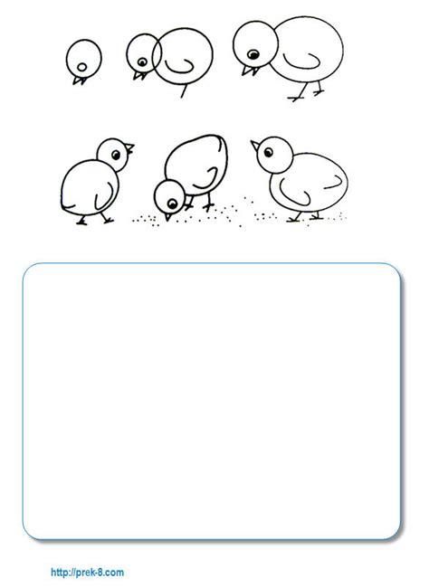 draw cartoon jungle animals page  printable kids step