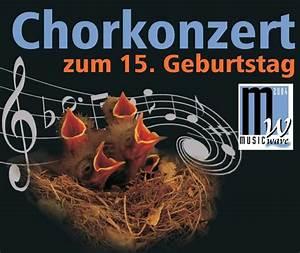 Media Markt Singen : jubil umskonzert 15 jahre musicwave markt kleinwallstadt ~ Watch28wear.com Haus und Dekorationen