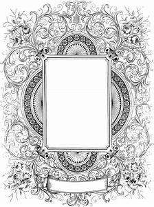 Ornate Border Pictures to Pin on Pinterest - PinsDaddy