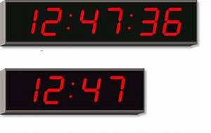 Led digital wall clock in india for Led digital wall clock in india