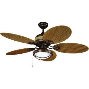 Wicker Ceiling Fans Home Depot by Yosemite Home Decor 48 In Outdoor Ceiling Fan With Light