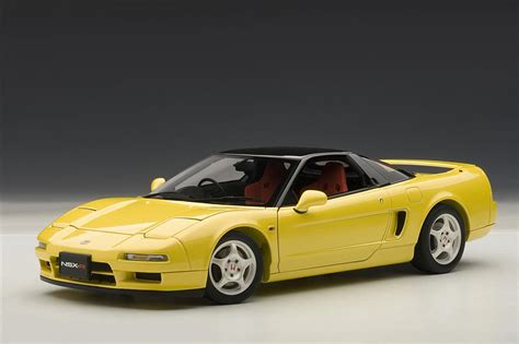 AUTOart: 1992 Honda NSX Type R - Indy Yellow Pearl (73297 ...