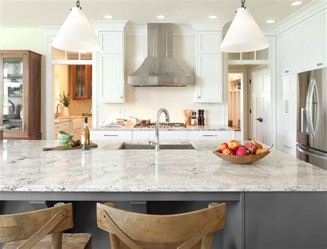 Quartz For Kitchen Countertops by Quartz Vs Granite Countertops Pros And Cons