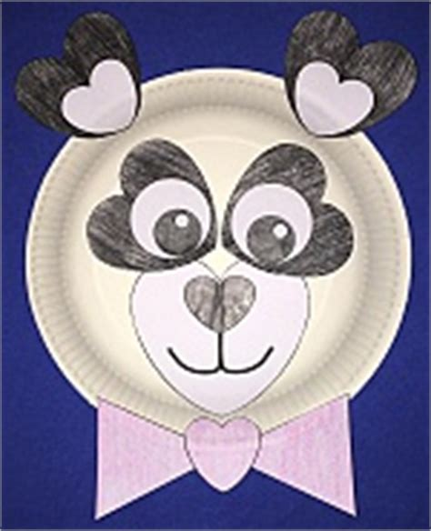 panda crafts for preschoolers panda crafts and coloring pages 496