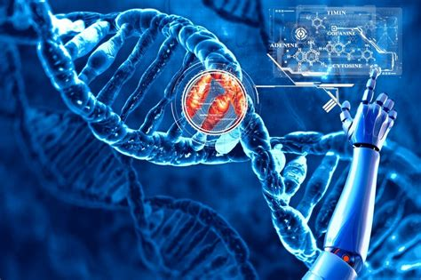 Modification To Dna by How Are Genetically Modified Species Created 187 Science Abc