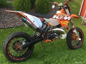 Ktm Exc 125 : ktm 125 exc sx 150 125 cm 2008 mikkeli motorcycle nettimoto ~ Medecine-chirurgie-esthetiques.com Avis de Voitures