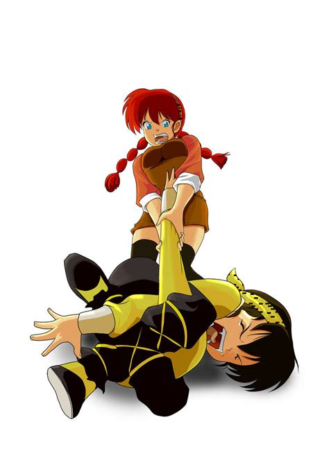 ranma  yoiko  ryogas sibling love lollyme fan