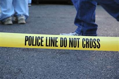 Police Tape Caution Investigation Rosa Santa Mccabe