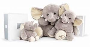 Peluche Elephant Geant : peluche el phant 38cm histoire d 39 ours ~ Teatrodelosmanantiales.com Idées de Décoration