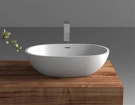 Solid Surface Stone Basins 38388 - Wholesale Bathrooms