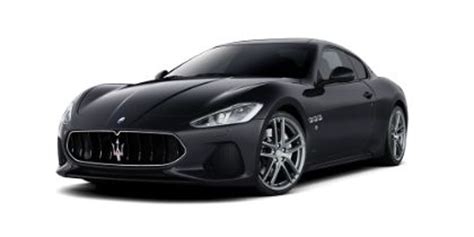 2018 Maserati Granturismo Luxury Sports Car