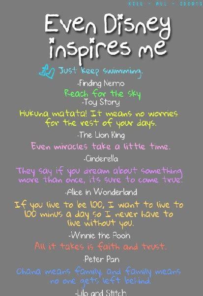 disney quotes life quotes