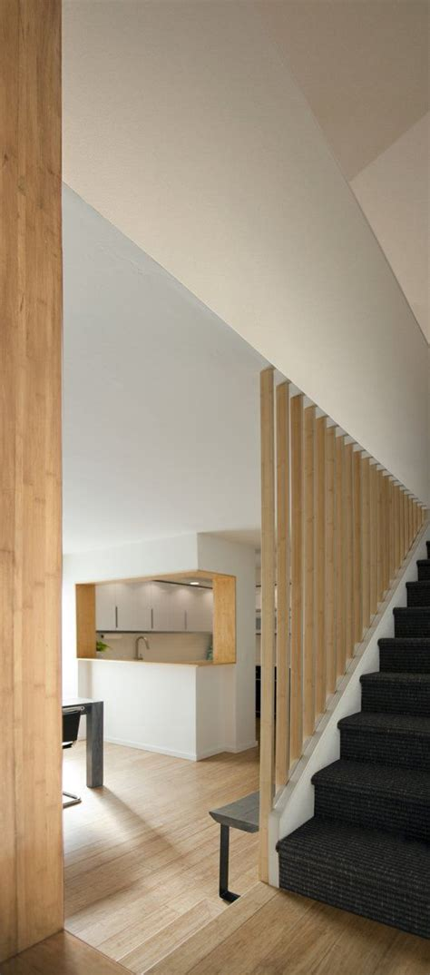 Wall Banister by 17 Best Ideas About Wood Stair Railings On