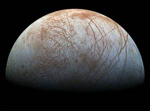 NASA will announce something surprising about Europa on ...