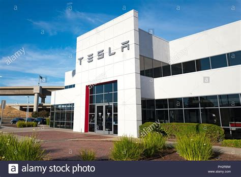 Tesla Motors Headquarters Address