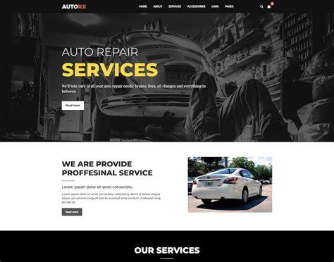 Restaurant Menu Website