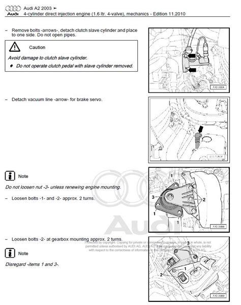 car repair manuals online free 2004 audi a8 electronic valve timing audi a2 2003 2004 2005 repair manual factory manual