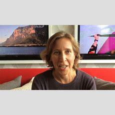 Susan Wojcicki Says Her Name Youtube