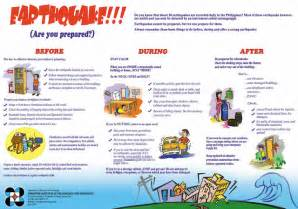 plan your house preparing your family for an earthquake