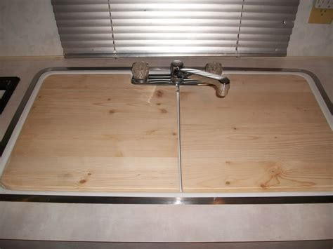 kitchen sink cover board just create your own sink cover by using a cardboard