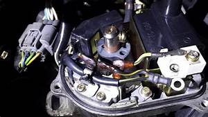 Distributor Wiring Diagram  The Engine Shut Off While