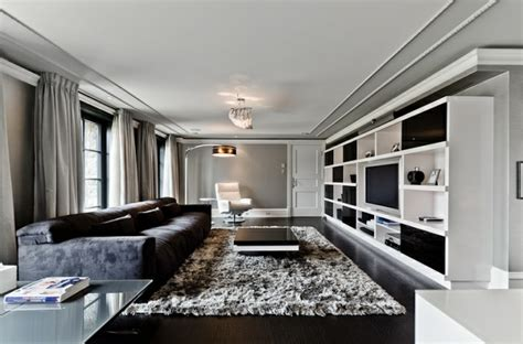 Contemporary Style : Modern Style Entertainment Room