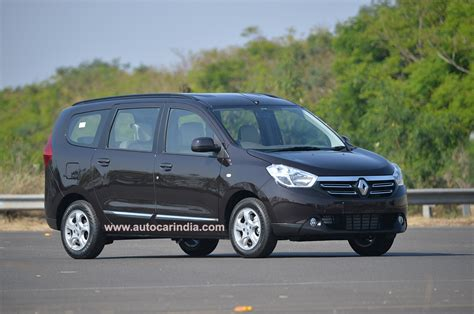 renault lodgy renault lodgy mpv photo gallery autocar india