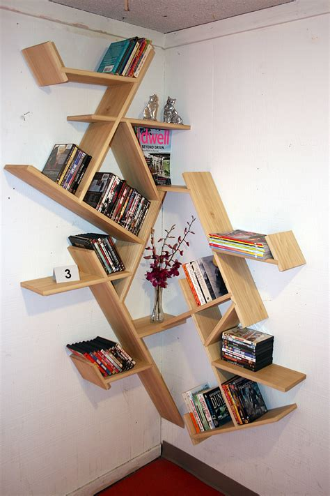 plans corner shelf design  furniture wood