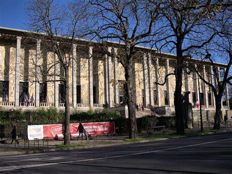 palais de la porte doree musee de limmigration