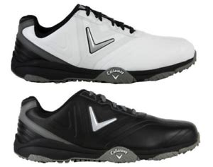 Callaway Chev Comfort Mens Golf Shoes by Callaway Golf Mens Chev Comfort Golf Shoes Uk 6 Uk 13