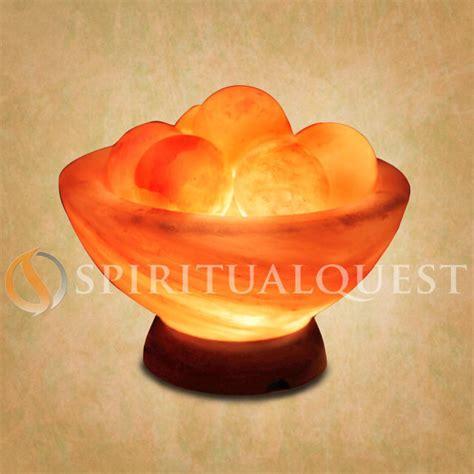 himalayan salt l bowl himalayan salt bowl w healing balls 8 9 8 10lbs in stock