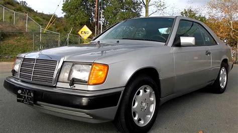 mercedes w124 coupe w124 mercedes w124 coupe 300ce make a e500 coupe