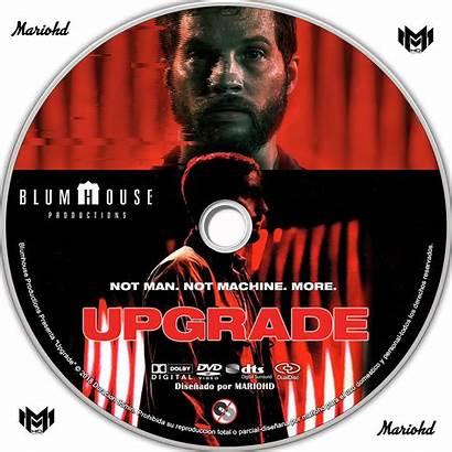 Upgrade Label Dvd