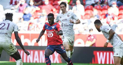 FC Metz – Lille : les compos officielles !