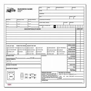8 best towing invoice images on pinterest tow truck for Tow truck invoice form