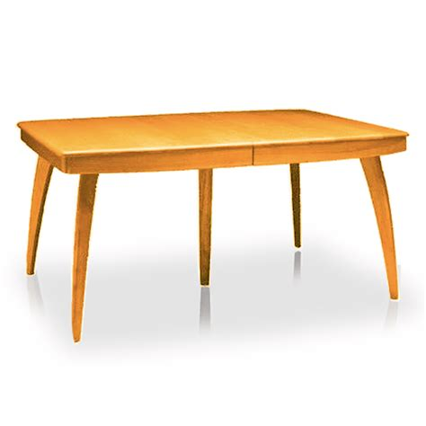 mid century modern furniture extension dining table m789g