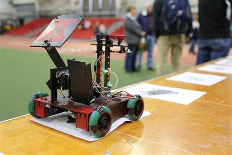 The Growing Popularity of School Robotics Competitions | RTI