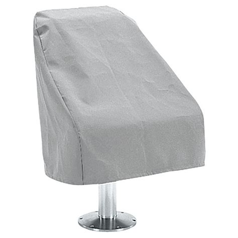 pontoon captains chair cover wise 174 captain s chair cover 161017 pontoon accessories