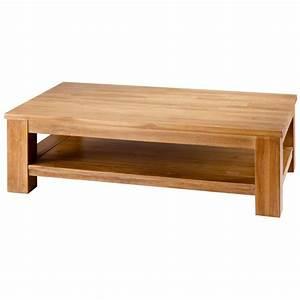 Table Bois Rectangulaire : table basse en bois rectangulaire table basse et pliante ~ Teatrodelosmanantiales.com Idées de Décoration
