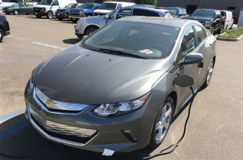 chevy volt purchase lease promotions pop  cleantechnica