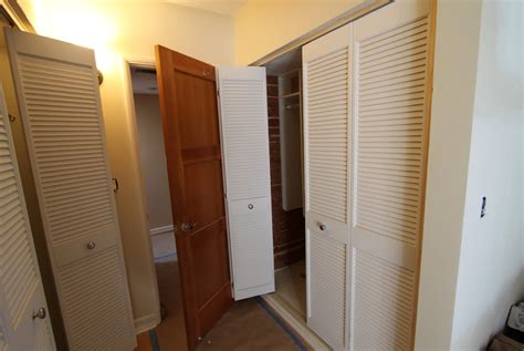 creation louvered closet doors closet ideas