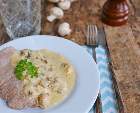 cuisiner des escalopes de veau recettes avec de la viande recettes de cuisine