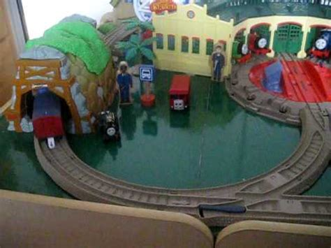 trackmaster at tidmouth shed avi how to save money and do it yourself