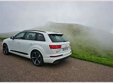 Audi SQ7 Review V8 Oomph Average Joes