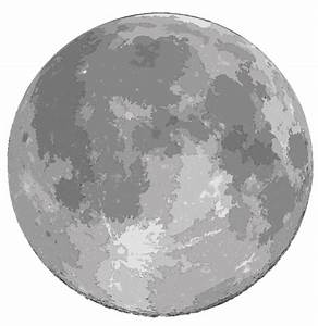 Clipart Full Moon | www.imgkid.com - The Image Kid Has It!