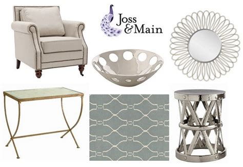 Joss & Main Curated Collection  Live!  Centsational Girl