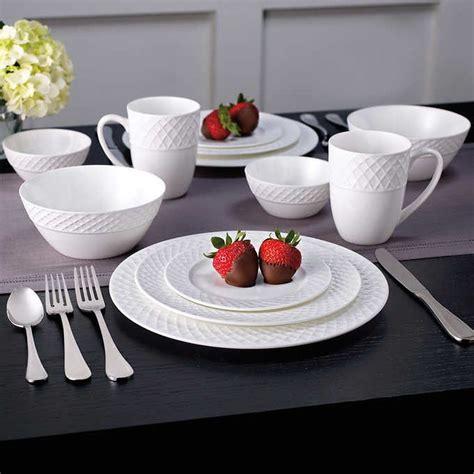 costco mikasa bone china dinnerware trellis piece holiday deals service ship popsugar amazon