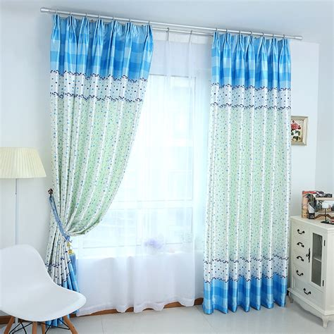 cheap chic floral beautiful insulated patio door curtains