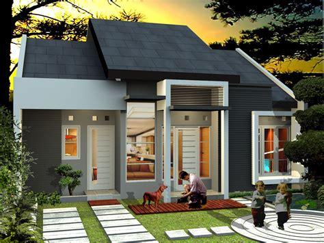 rumah cantik minimalis  lantai renovasi rumahnet